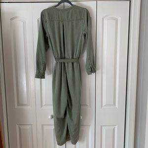 Old Navy Pants - Cropped wide leg jump suit